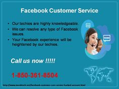 Do I need to avail Facebook Customer Service 1-850-361-8504 in my worse time?