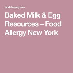 16 Best Food Allergy Center images in 2012 | Food allergies