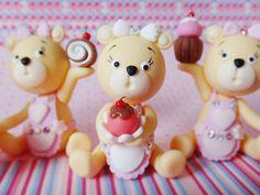 Ursinhas confeiteiras