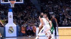 Filmato su basketball celebration real madrid success hype euroleague luka doncic via diggita #RealMadrid