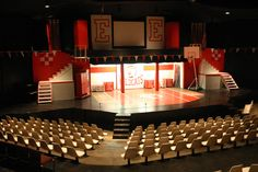 LJHS High School Musical Set | This is what has taken my tim… | Flickr