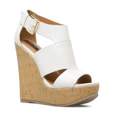 Menka - ShoeDazzle May Rachel Zoe edit Pretty Shoes, Beautiful Shoes, Cute Shoes, On Shoes, Wedge Shoes, Me Too Shoes, Shoe Boots, Dream Shoes, Crazy Shoes