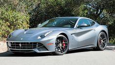 WINNER: Ferrari F12 Berlinetta