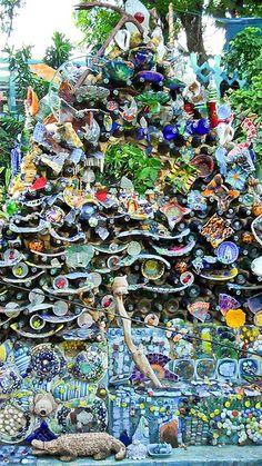 Treetanic Gallery - mosaics