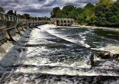 Maidenhead Boulters Weir
