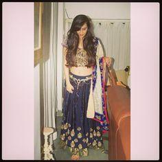 esha bhatia collection. me posing for designer sis. indian wear. lehenga. indian bridal lehenga. indian bridal wear.