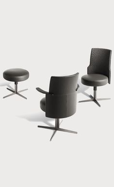 Elegant Study Chair with attached Table