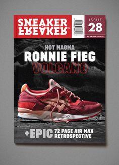 """Ronnie Fieg x ASICS Gel Lyte V """"Volcano"""" Preview"""