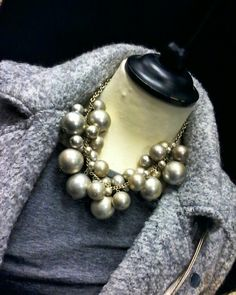 Love this bauble necklace