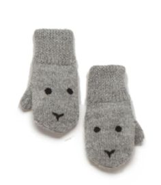 bunny mittens by oeuf at darling clementine