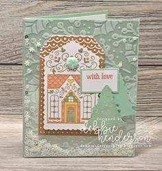 Debbie's Designs: It's My Birthday Weekend! Let's Celebrate with FREE SHIPPING! Stampin Up Christmas, Christmas Cards, Holiday Cards, Xmas, Stampin Up Paper Pumpkin, Pumpkin Cards, Birthday Weekend, Winter Cards, Card Making Inspiration