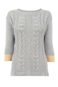 Cosy cable knit from Bastyan