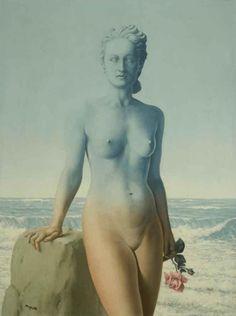 René Magritte. Le beau navire 1942