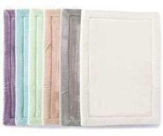 "Aprima Luxe Memory Foam Bath Mats (20"" x 30"") at Big Lots."