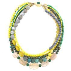 Needing Some Splendid necklace by Elva Fields