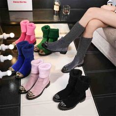100/% Cow leather Embellished Rhinestone Womens Crystal Covered Knee High boots