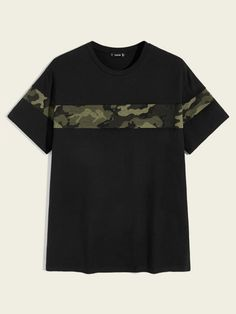 Tee Shirt Designs, Mens Clothing Styles, Men's Clothing, Mens Tees, Types Of Sleeves, Shirt Style, Casual Shirts, Men Casual, T Shirts For Women