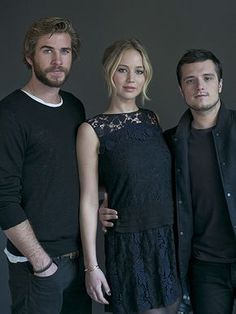 "OMG: Jennifer Lawrence confesó que durmió con dos de sus costars de ""The Hunger Games""! - TKM United States"