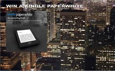 #KindlePaperwhite Contest