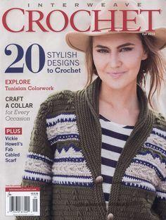 interweave crochet fall 2014