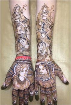 100 neue Mehndi-Designbilder (indisch + arabisch + marokkanisch + pakistanisch) - make up modelle Basic Mehndi Designs, Latest Bridal Mehndi Designs, Indian Mehndi Designs, Wedding Mehndi Designs, Beautiful Henna Designs, Latest Mehndi Designs, Mehandhi Designs, Indian Mehendi, Wedding Henna