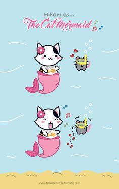 The misadventures of HikAriel (¯ ▽ ¯) /♫•*¨*•.¸¸♪