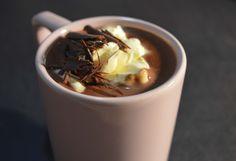 Caloroso Chocolate Quente!