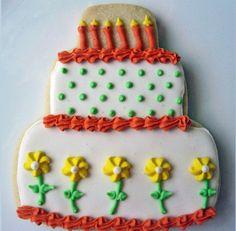 Flour Box Bakery — Daisy Birthday Cakes