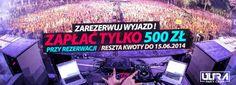 Nudzisz się w wakacje?  Wybierz się na Festiwal!;)  http://summerpartycamp.pl