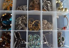 how to store accessory jewelry, diy home crafts