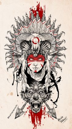Tattoos From Around The World – Voyage Afield Tattoo Sketches, Tattoo Drawings, Body Art Tattoos, Art Sketches, Sleeve Tattoos, Art Drawings, Tattoo Art, Native Tattoos, Wolf Tattoos