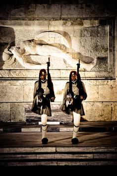 On Guard, Athens, Greece * Parthenon, Acropolis, Mykonos, My Athens, Athens Greece, Unknown Soldier, Paradise On Earth, The Orator, Ancient Greece