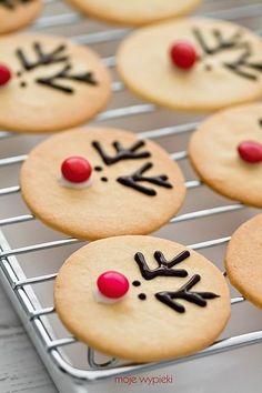 Weihnachtsplätzchen .. Einfache, aber so süß!