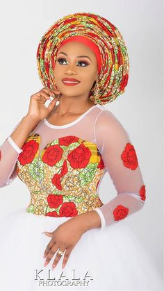 Call, SMS or WhatsApp 2348144088142 if you want this style, needs a skilled tailor to hire or you want to expand more on your fashion business. African Wear Dresses, African Wedding Dress, African Fashion Ankara, Latest African Fashion Dresses, African Print Fashion, Africa Fashion, African Attire, Ankara Stil, Nigerian Outfits