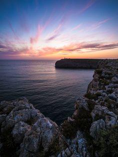 Cabo de sau Vicente, Portugal