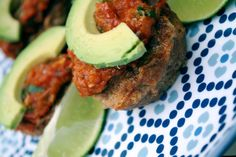 Chorizo Mini Meatloaves  grain-free, gluten-free, dairy-free