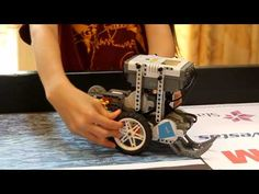 Get your robot to drive straighter