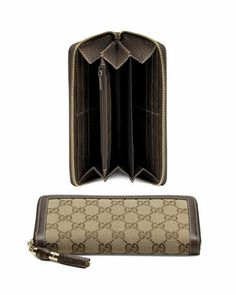 Continental Wallet by Gucci at Neiman Marcus.