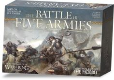 Ares Games Pre-Releases The Battle of Five Armies at Gen Con Indy 2014