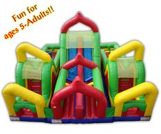Hawaii Bouncers House Rentals, Kids Party Bouncer, Oahu Water Slides, Birthday Parties