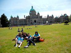 En Canadá se hablan multitud de lenguas, debido a la multiculturalidad del país.