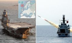 Royal Navy to meet Russian war fleet as it heads for English Channel