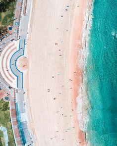 #coogeebeach #sydney Coogee Beach, Beach Tops, Sydney, Ocean, Instagram, The Ocean, Sea