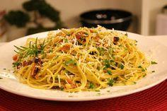 Espaguete a Carbonara | Receitas | Dia Dia