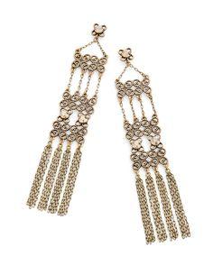 The Gypsy Queen Earrings by JewelMint.com, $29.99