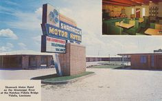 Shamrock Motor Hotel - Vidalia, Louisiana | Flickr - Photo Sharing!