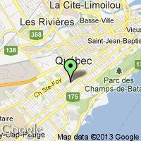 La Garderie de l'Institut - Garderie - Québec Canada, Map, Health, Immune System, Day Care, Business, Red, Health Care, Location Map