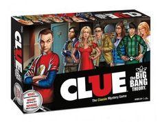 Clue Big Bang Theory