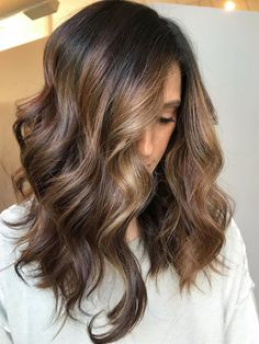 Brown Hair With Lowlights, Brunette Hair With Highlights, Light Brunette, Brunette Low Lights, Brunette With Lowlights, Cool Blonde Balayage, Dark Brown Balayage, Balayage Hair, Bayalage Brunette