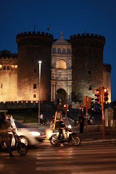 Castel Dellovo (Egg Castle) - Naples, Italy